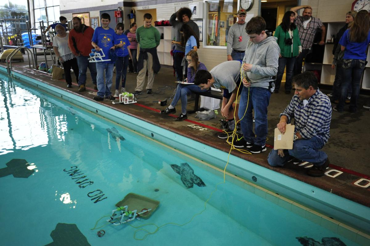 ROV Seaperch Competition