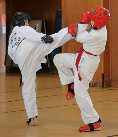 Coquille Martial Arts tournament
