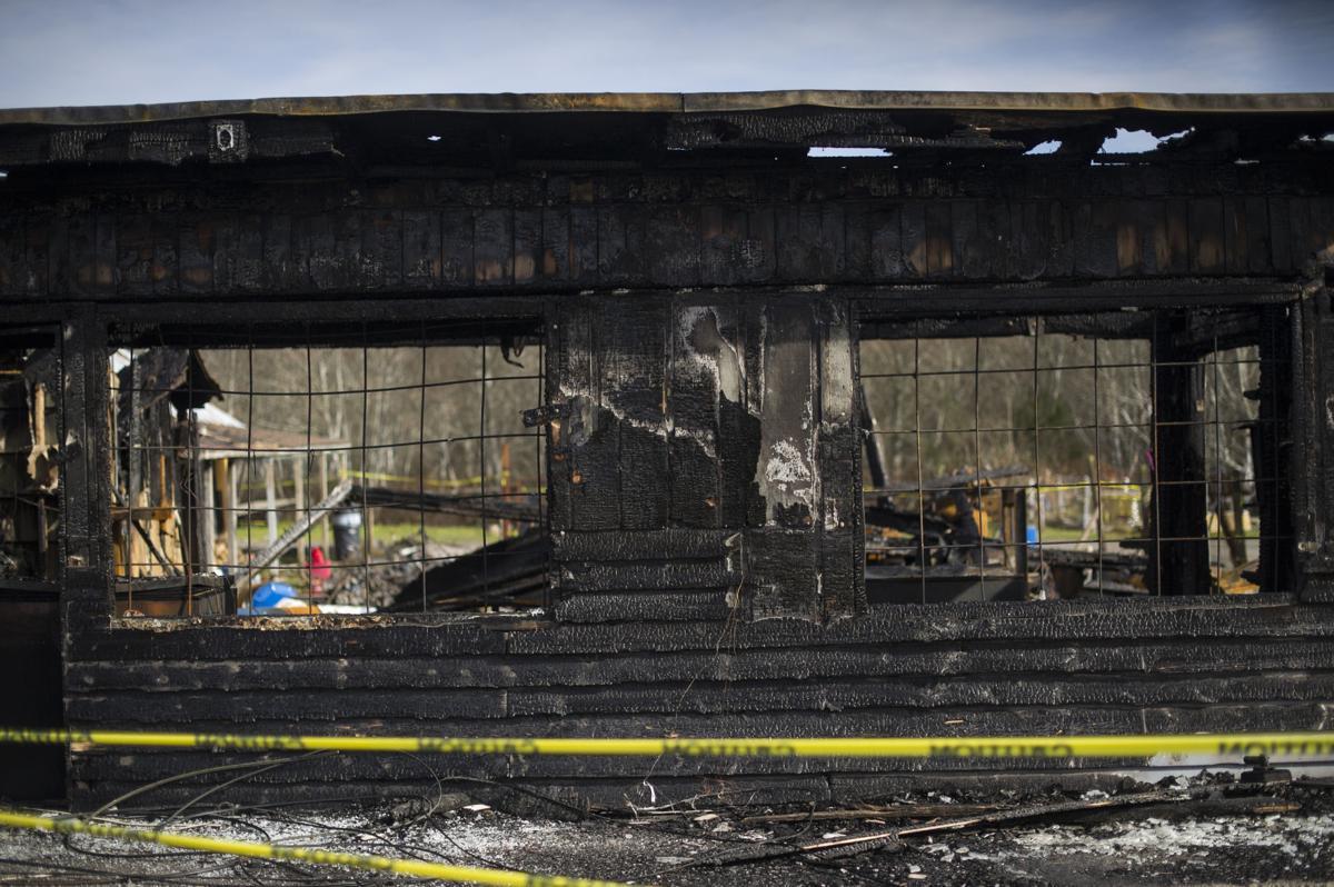 Oregon Powersports Fire