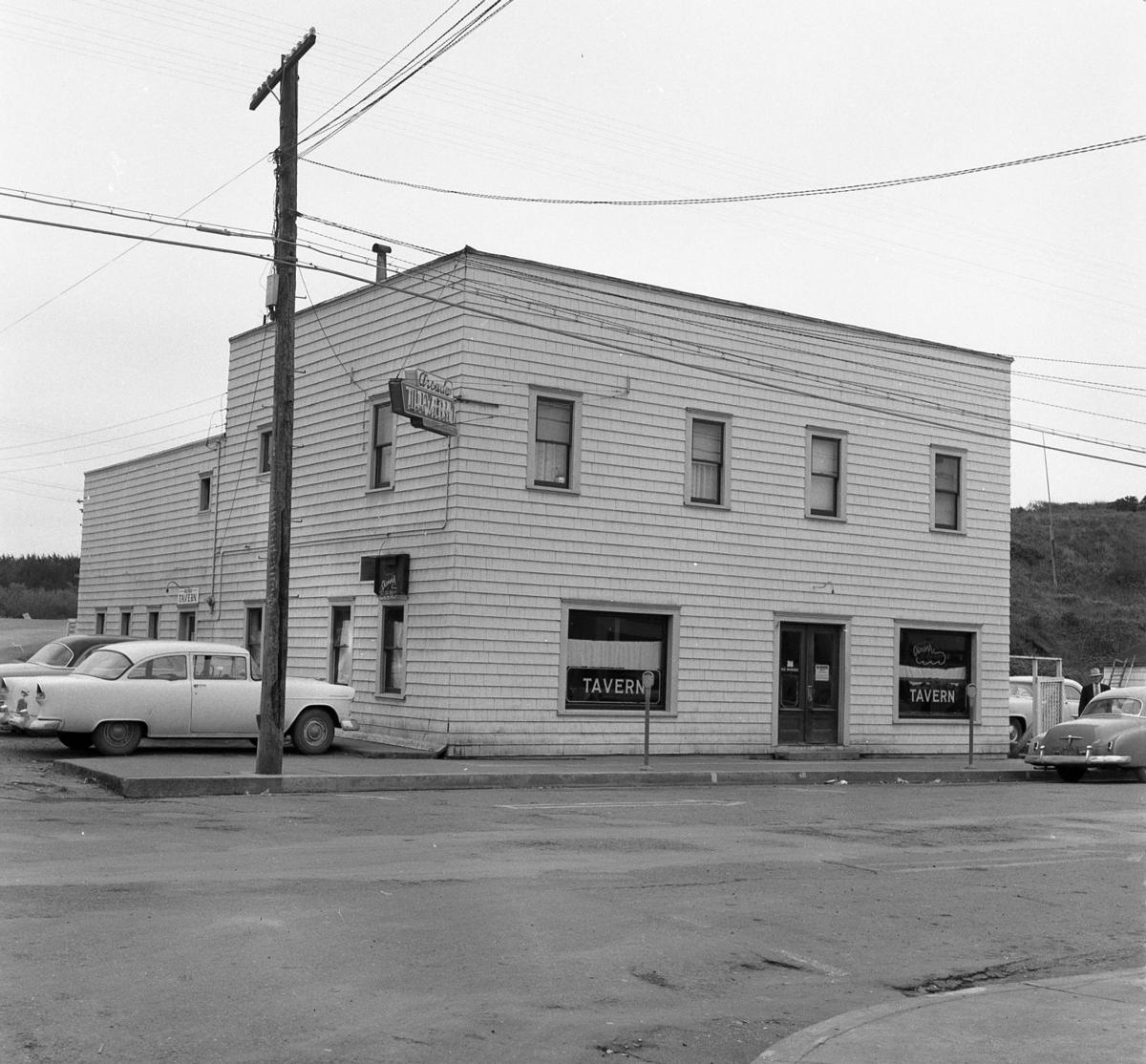 As I See It, Arcade Tavern, 1950s