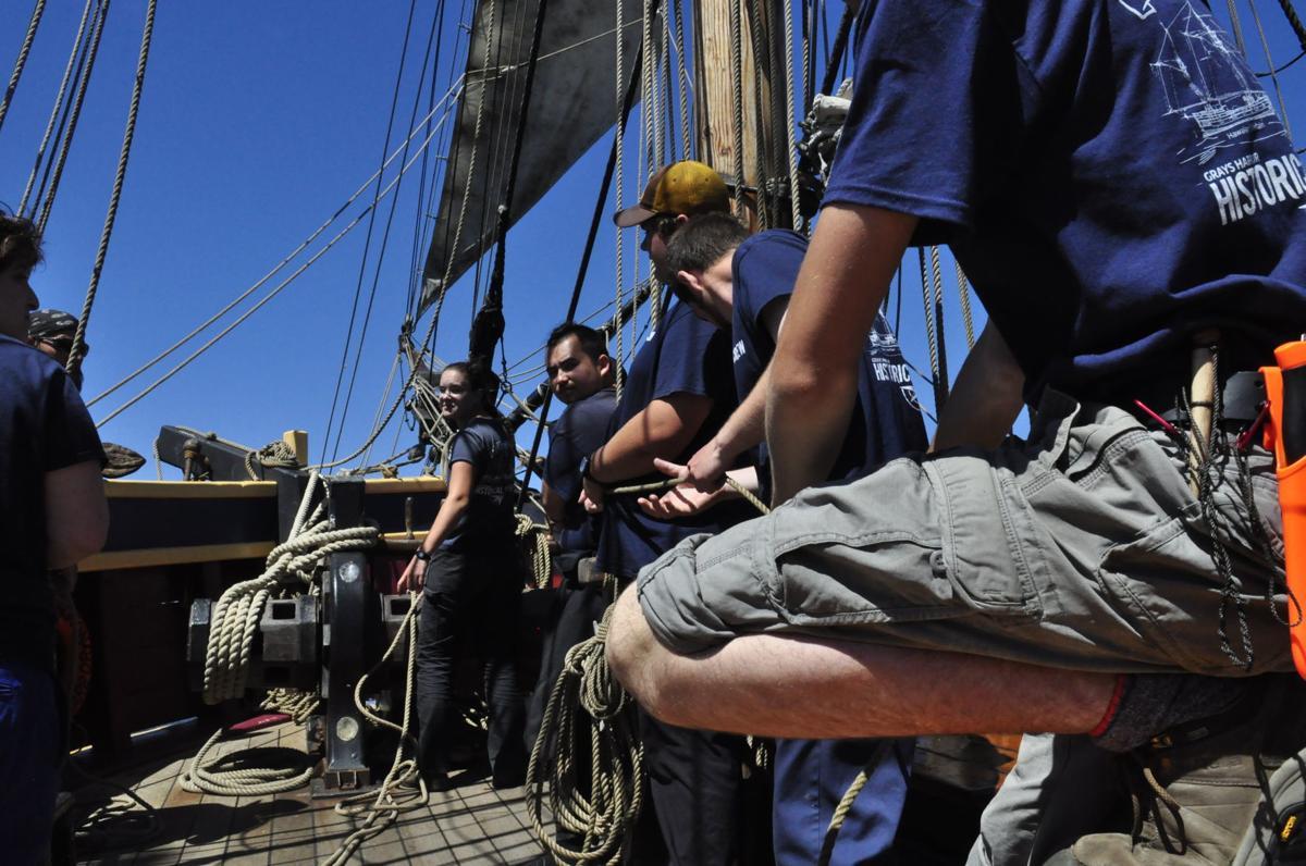 Lady Washington Crew