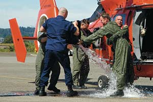 Coast Guard station changing leader