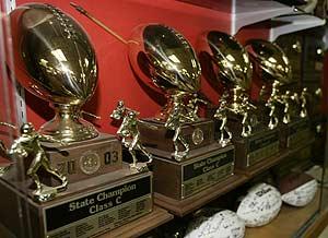 Rural Oklahoma High School Has 92 Straight Wins Sports