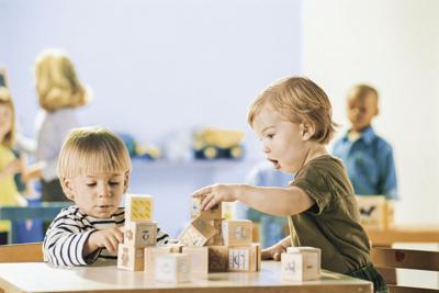 Child care desert