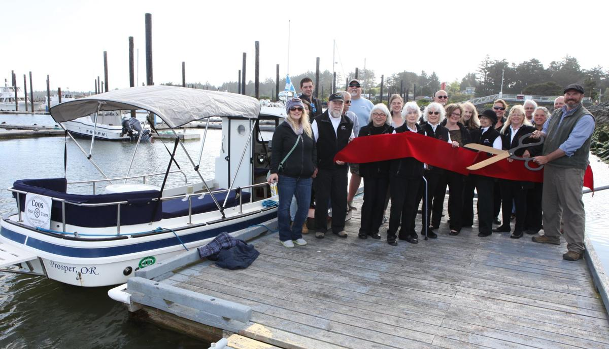 Coquille River tours