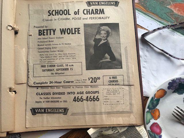 Betty School of Charm