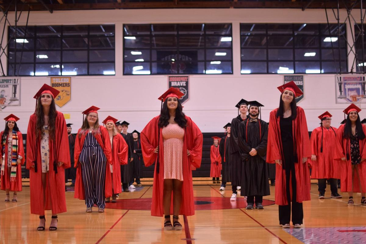 Reedsport Graduation 1