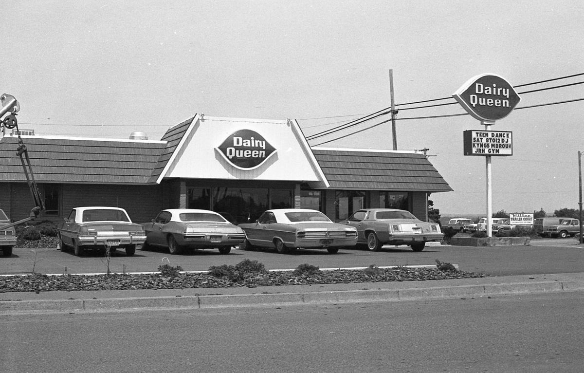 Bandon Dairy Queen, 1977