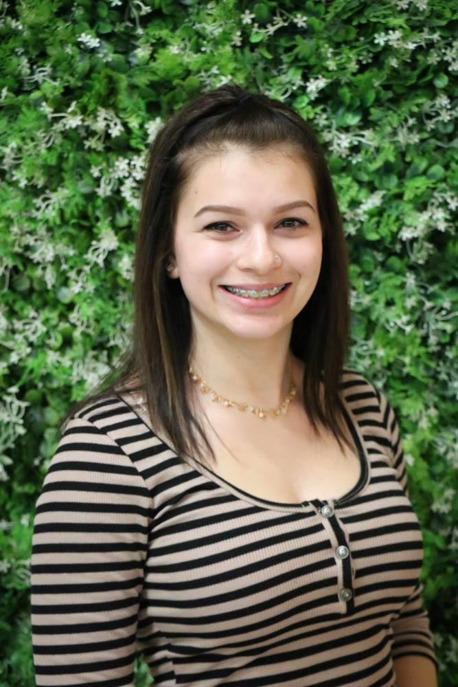 Miss Coos County contestant Amanda Merritt