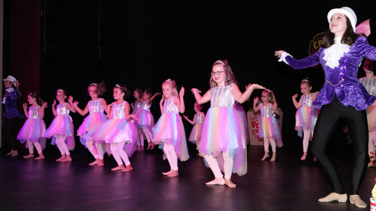 Cranberry Festival 2019 - Royalty in Training dance