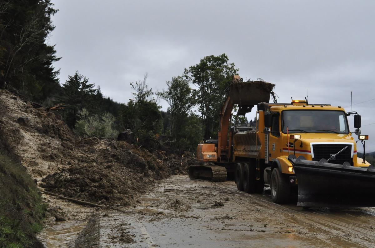 Landslide Highway 42