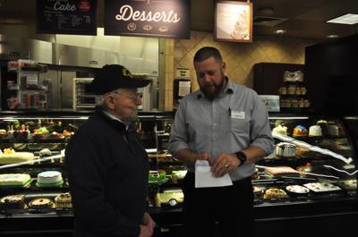 Safeway donates bread