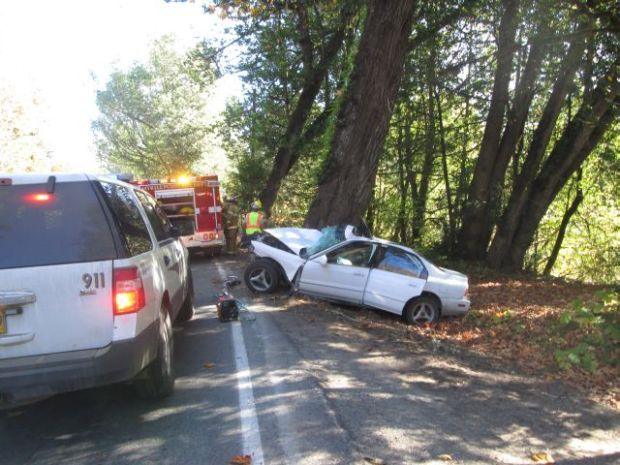 Fatal Car Crash Victim Was From Myrtle Point Local News