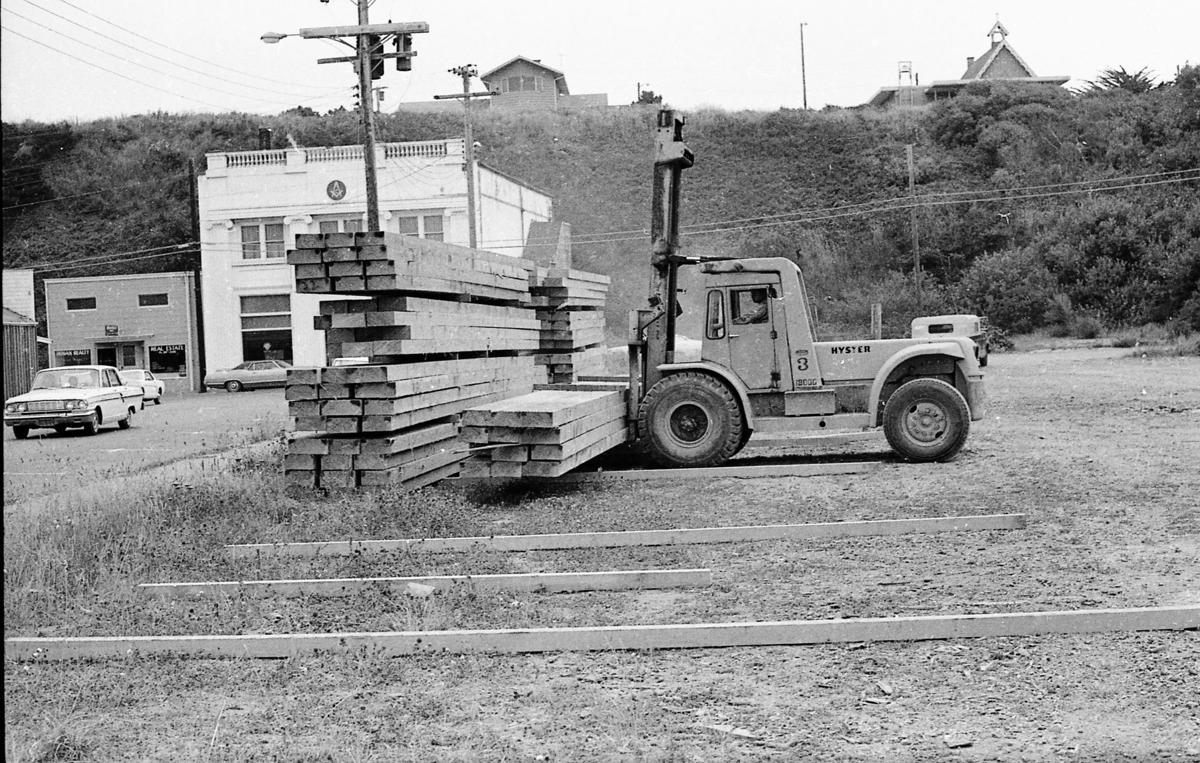Moore Mill Lumber 8-12-71