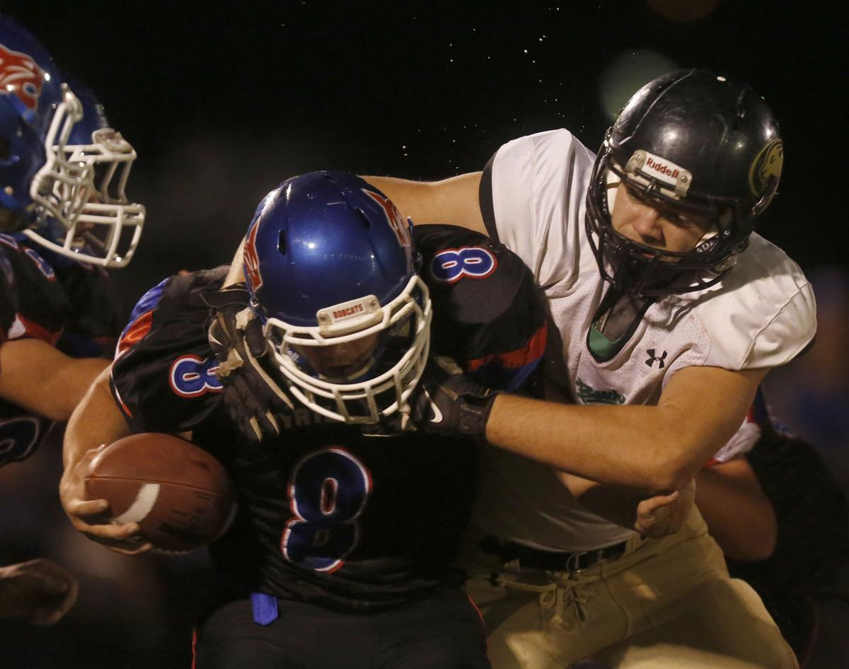 Gold Beach takes down Myrtle Point, 60-16