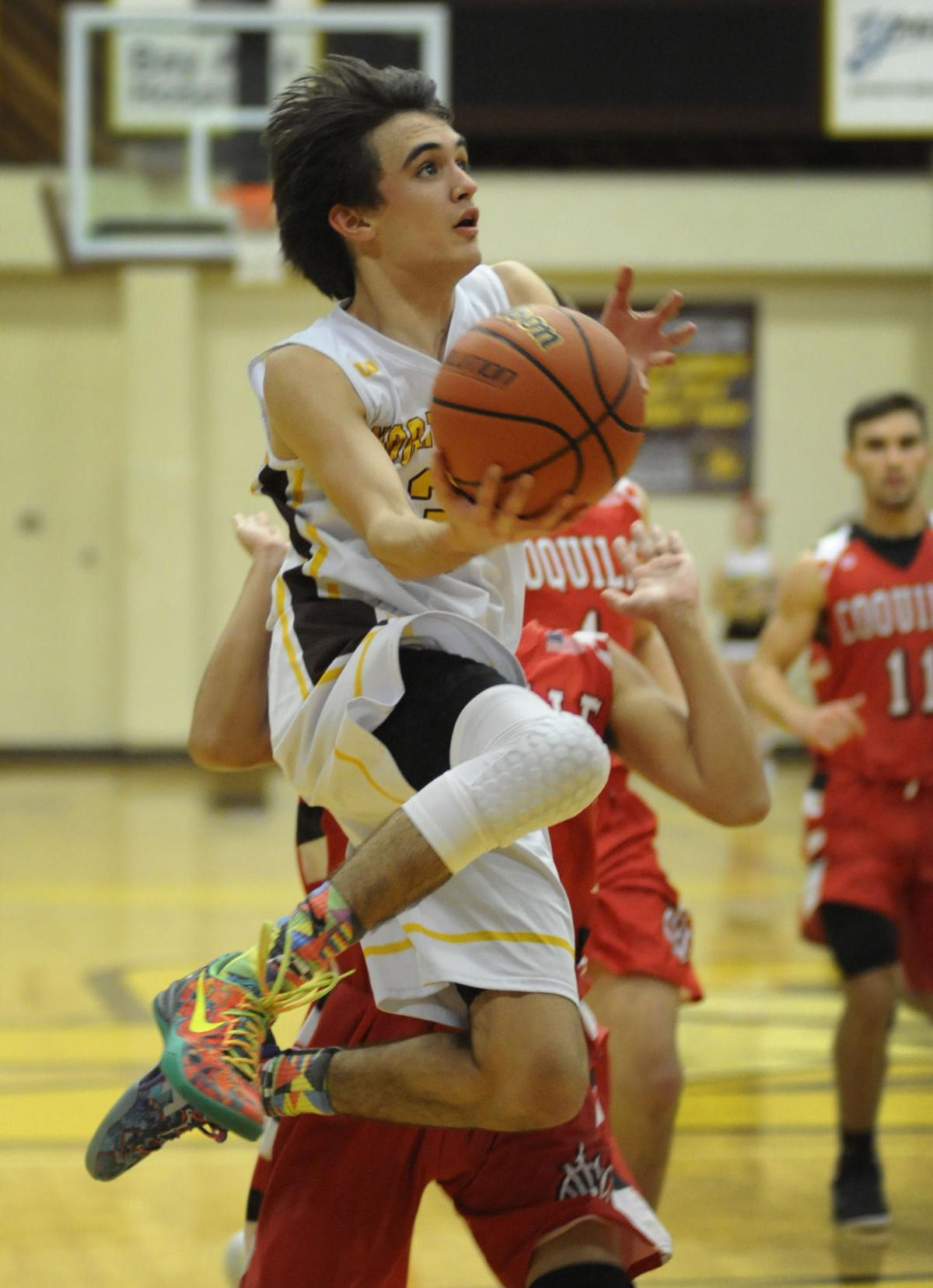 Coquille tops North Bend, 61-55