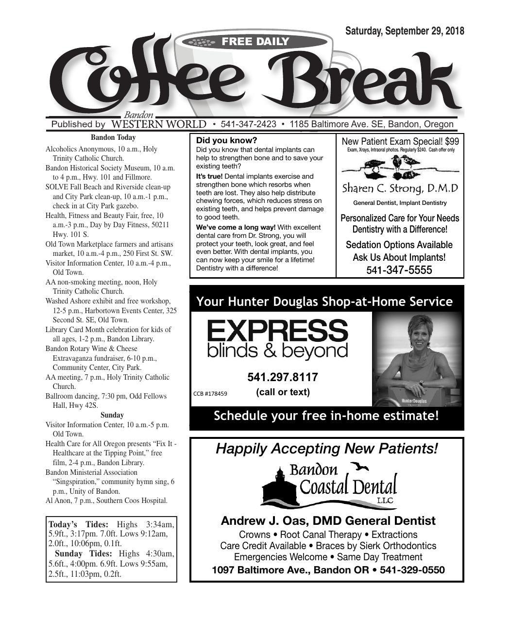 Sept. 29, 2018 Coffee Break.pdf