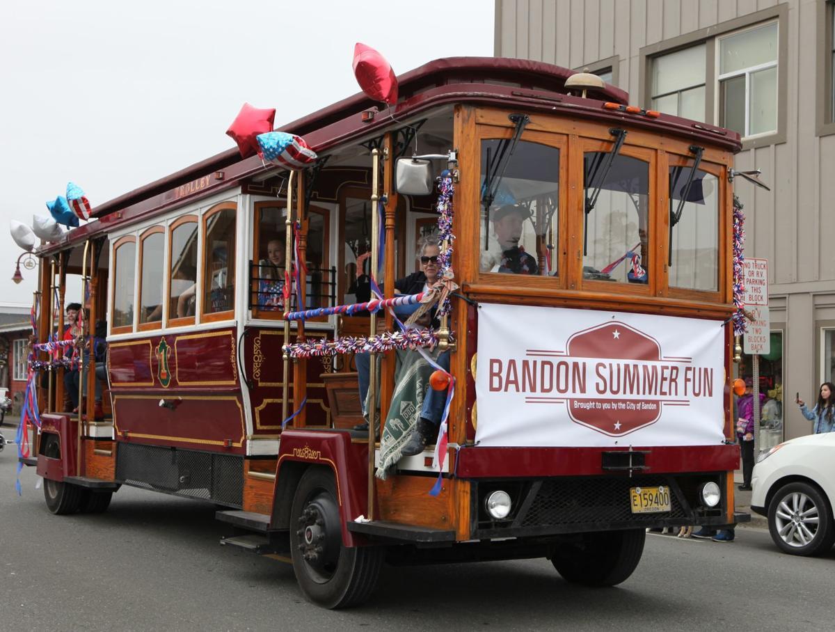 bandon trolley to start route bandon news