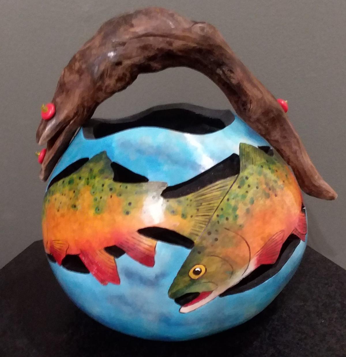 Gourd by Sunny Kudo