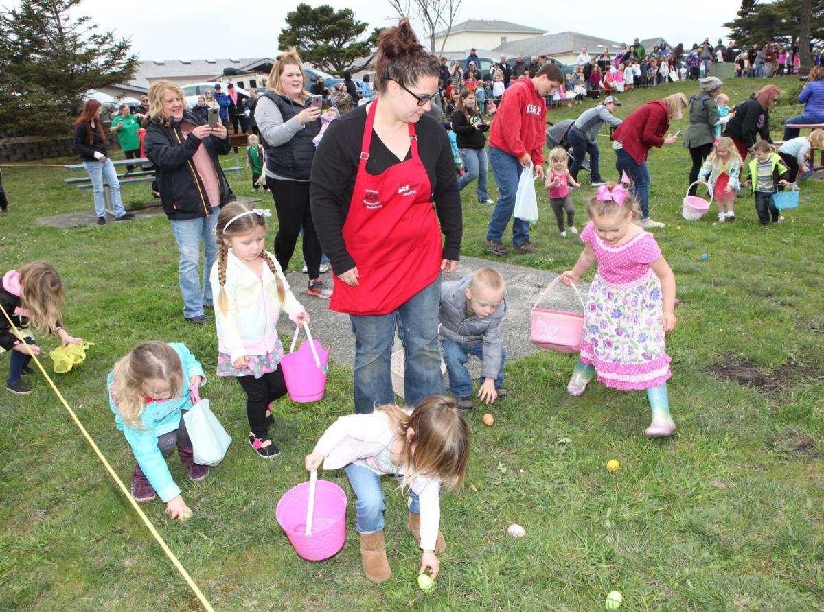 Lions Easter Egg Hunt