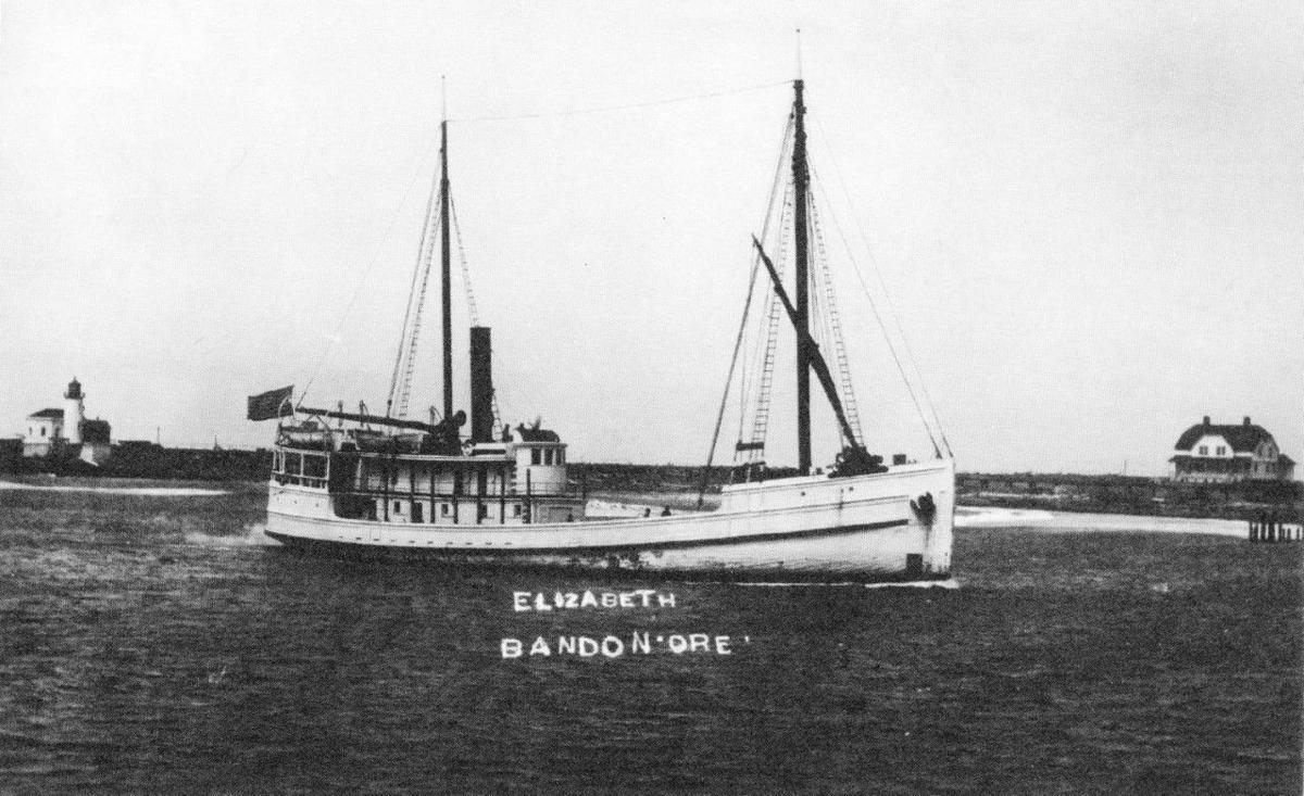 SS Elizabeth, circa 1904