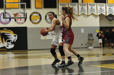 Bandon Girls Basketball, 2