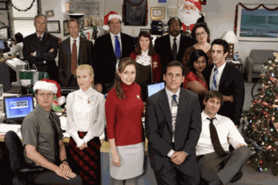 The Stars Of 'The Office' Recreated This Iconic Photo During A Reunion