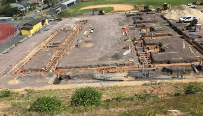Marshfield progress
