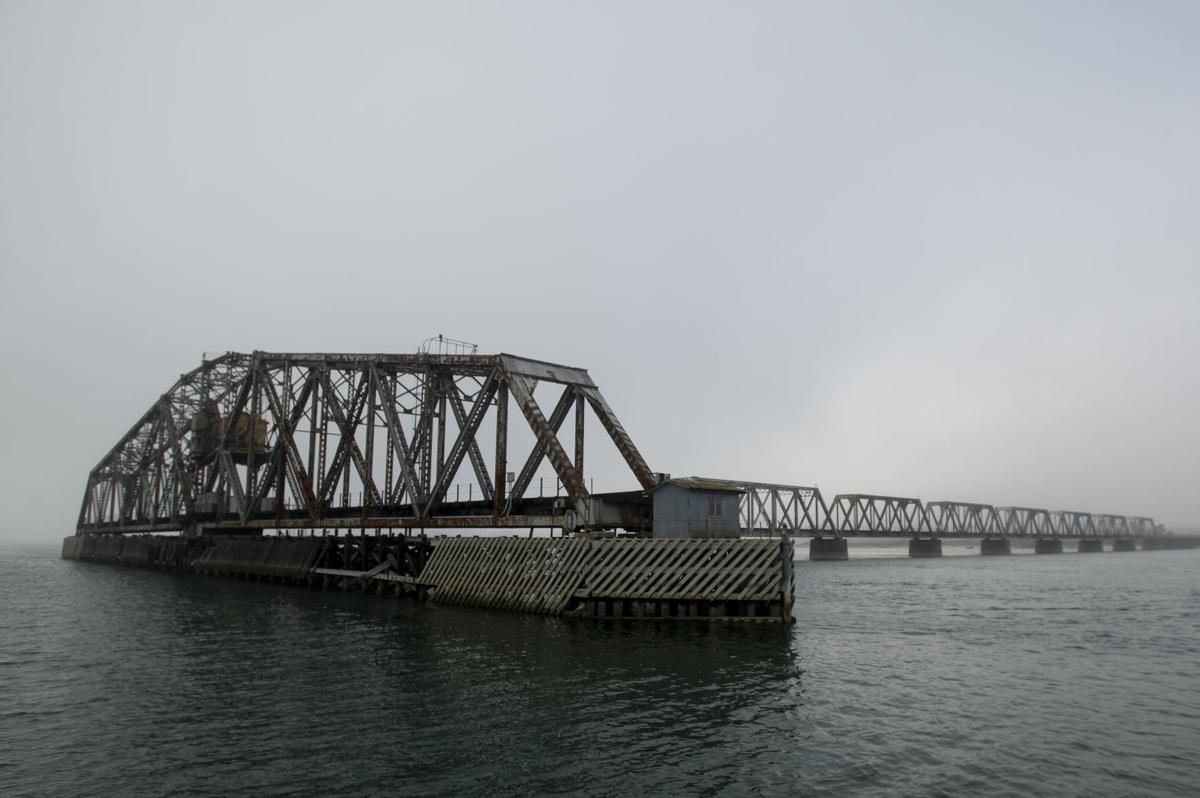 Swing Span Bridge Repairs