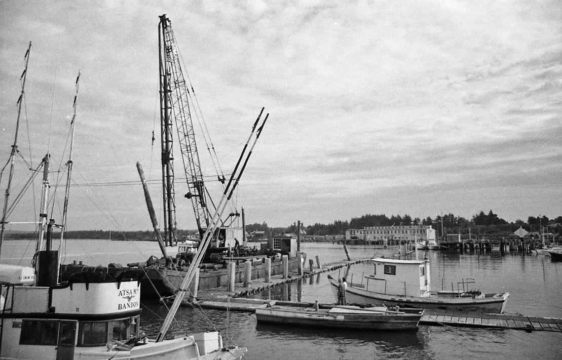 Port of Bandon, 1977