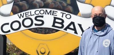Joe Benetti, mayor of Coos Bay
