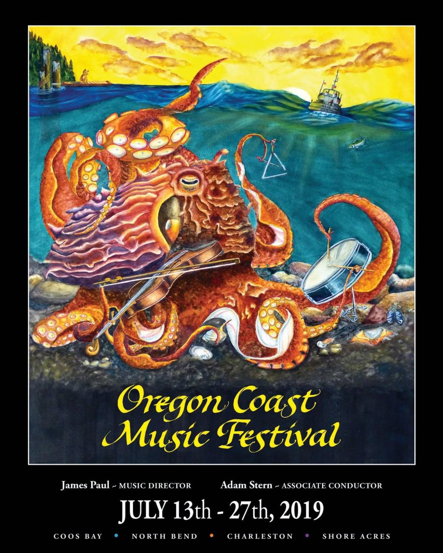 OCMA Poster