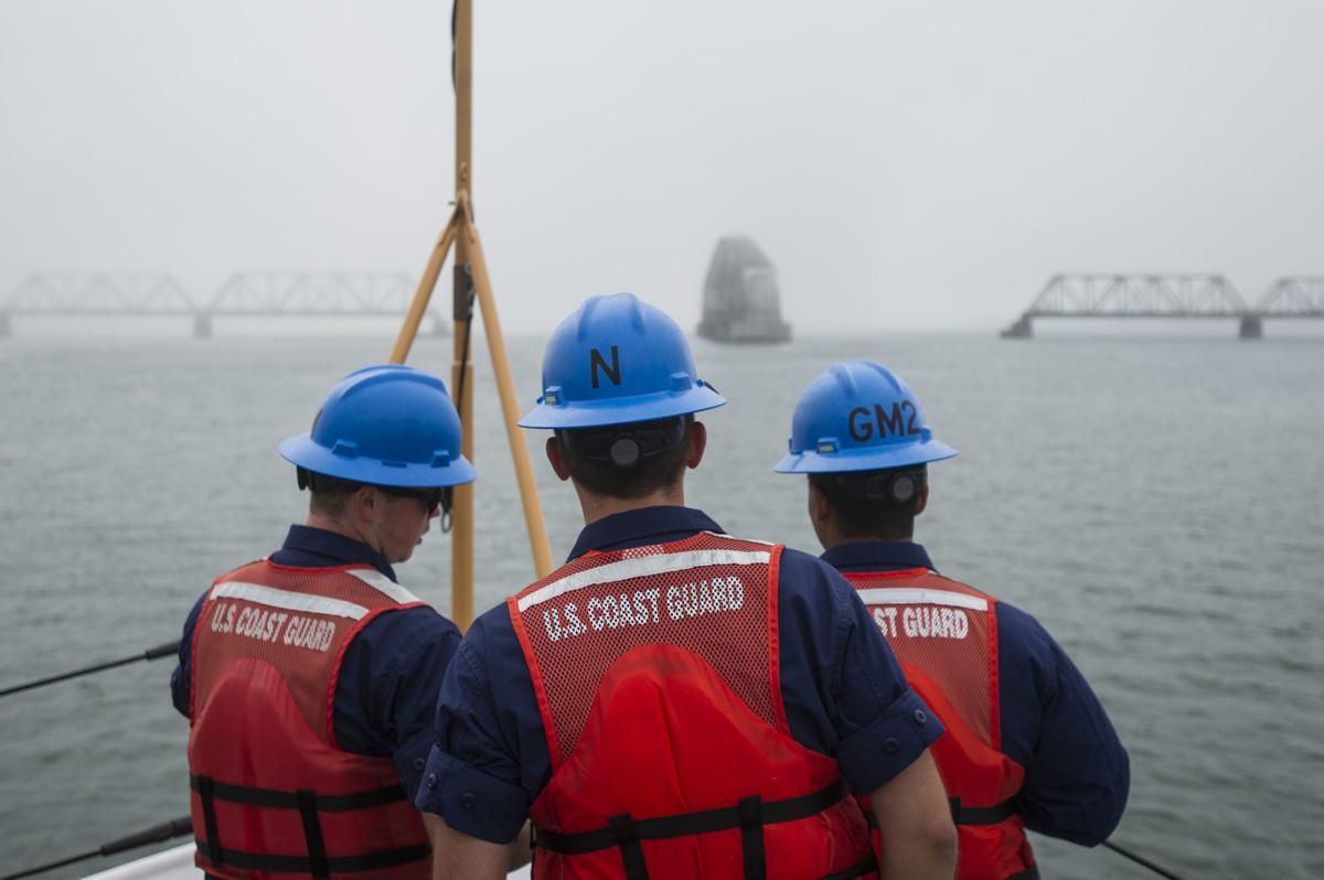 Coast Guard Orcas