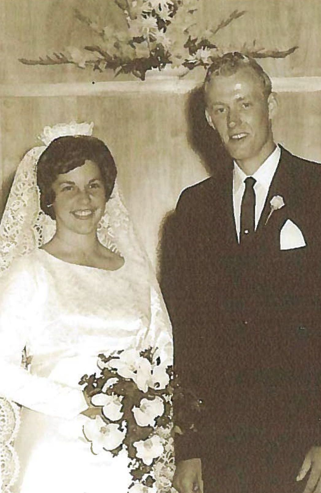 June and Jerry Kroeger