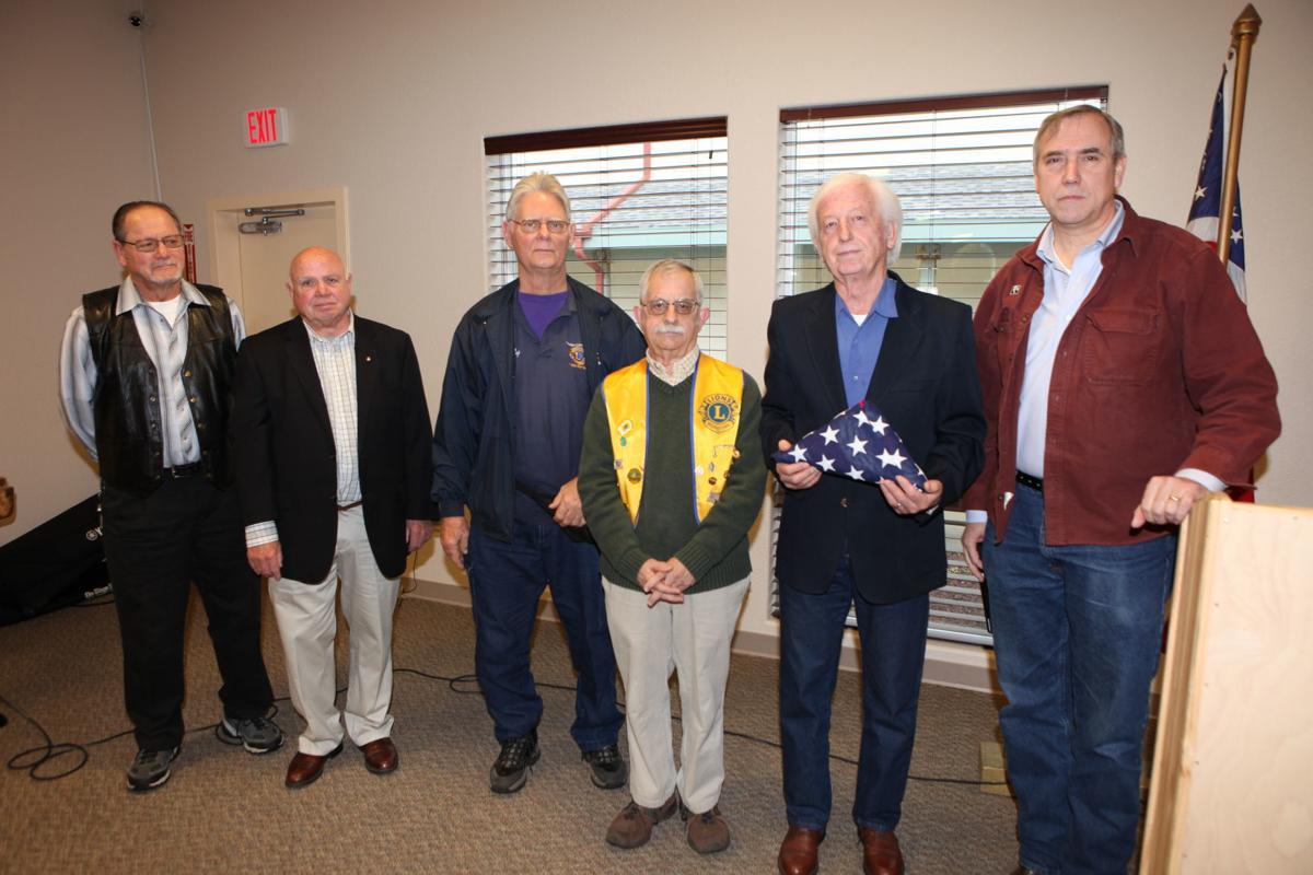 Bandon Veterans Memorial Committee honored