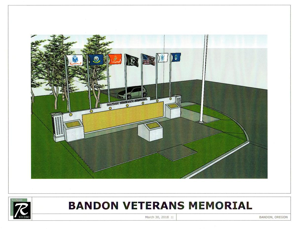 Bandon Veterans Memorial