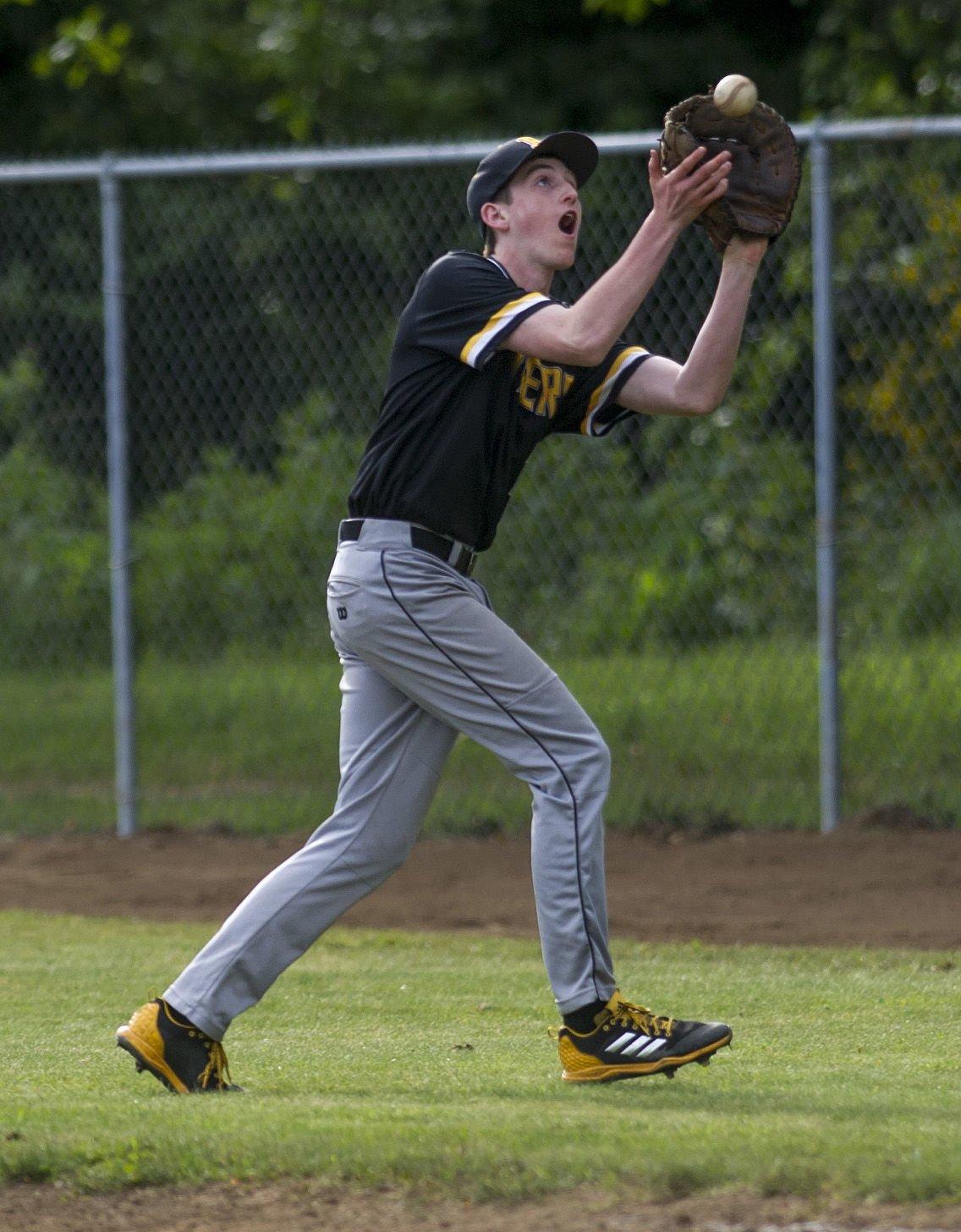 Bandon Vs. Reedsport Baseball