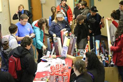 Southwestern Oregon Community College Resource Fair