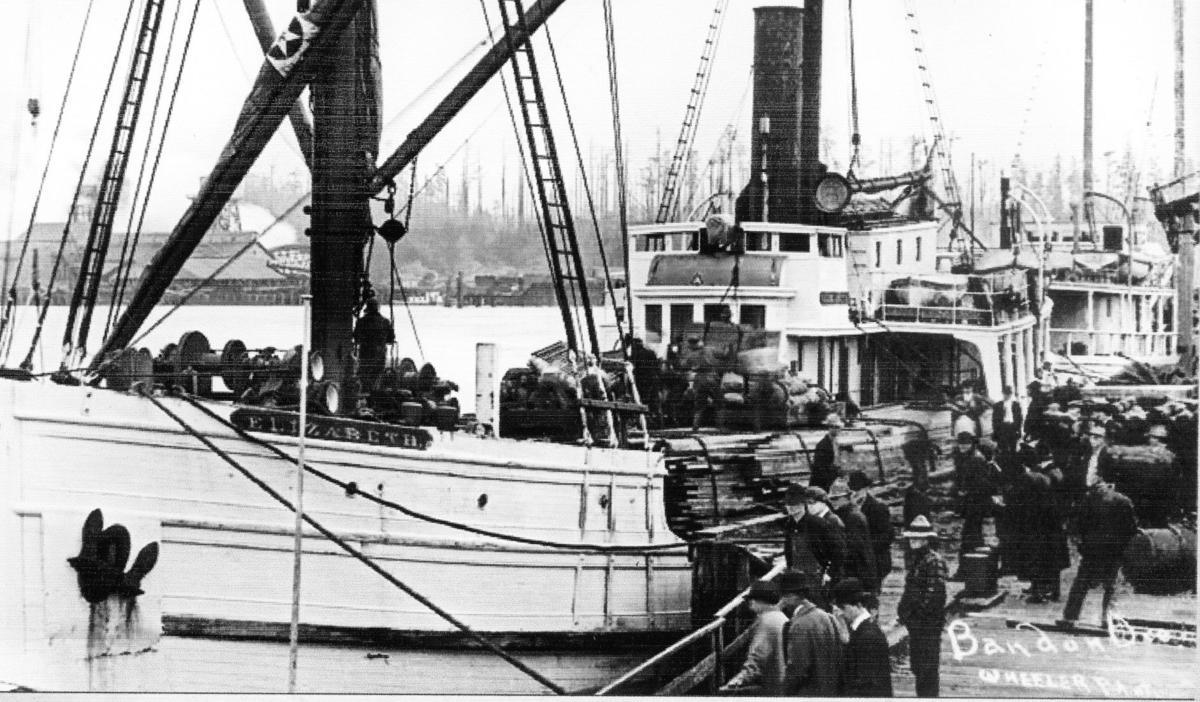 'Good Ship Elizabeth'