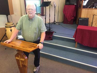 Pastor Terry Plotz