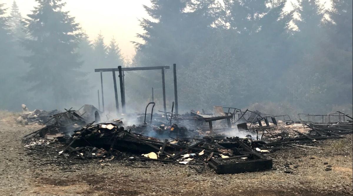 North Bank Lane fire