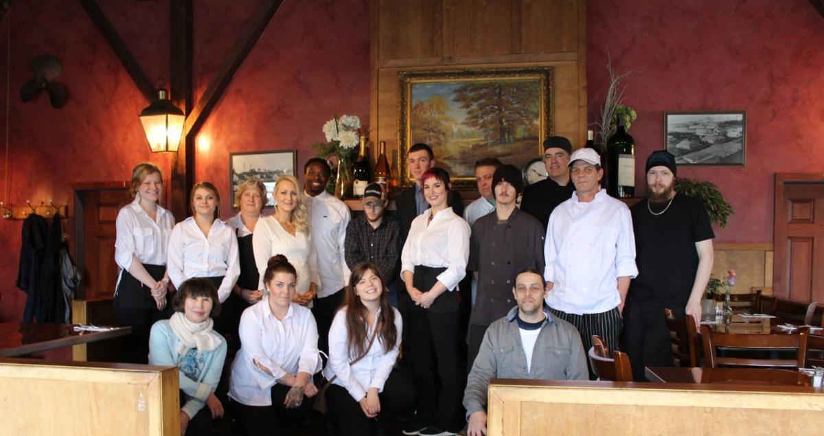 Wheelhouse Restaurant staff