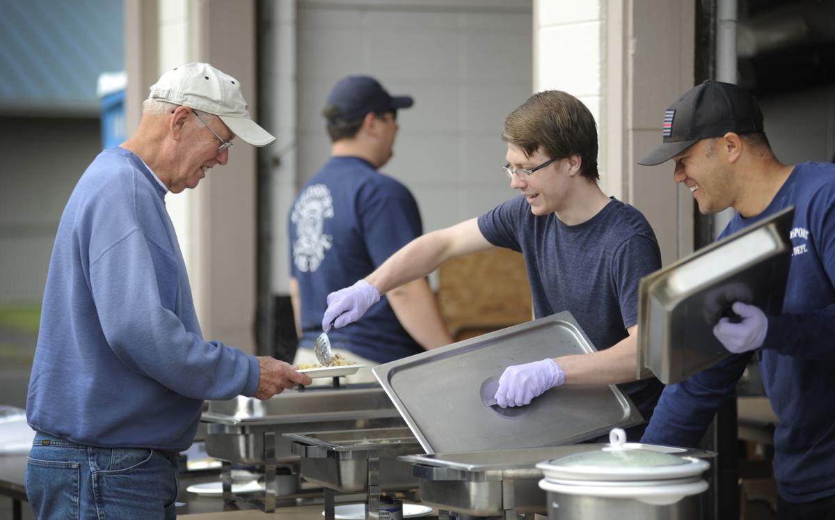 Reedsport Fire Department Pancake Feed