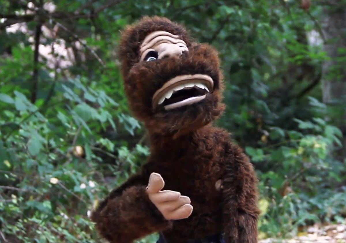 Bigfoot's Lament by Puppeteers for Fears