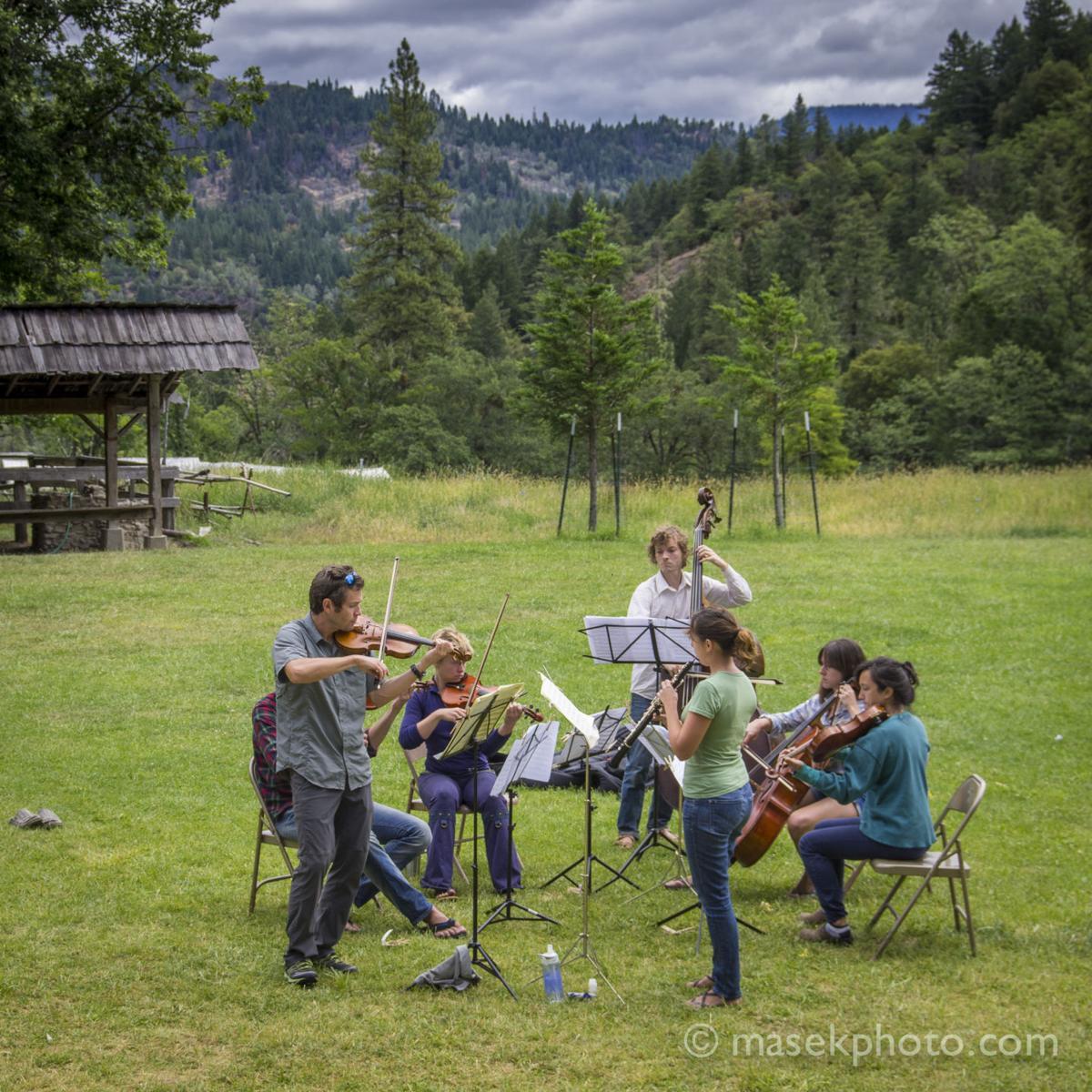Trinity Alps Chamber Ensemble
