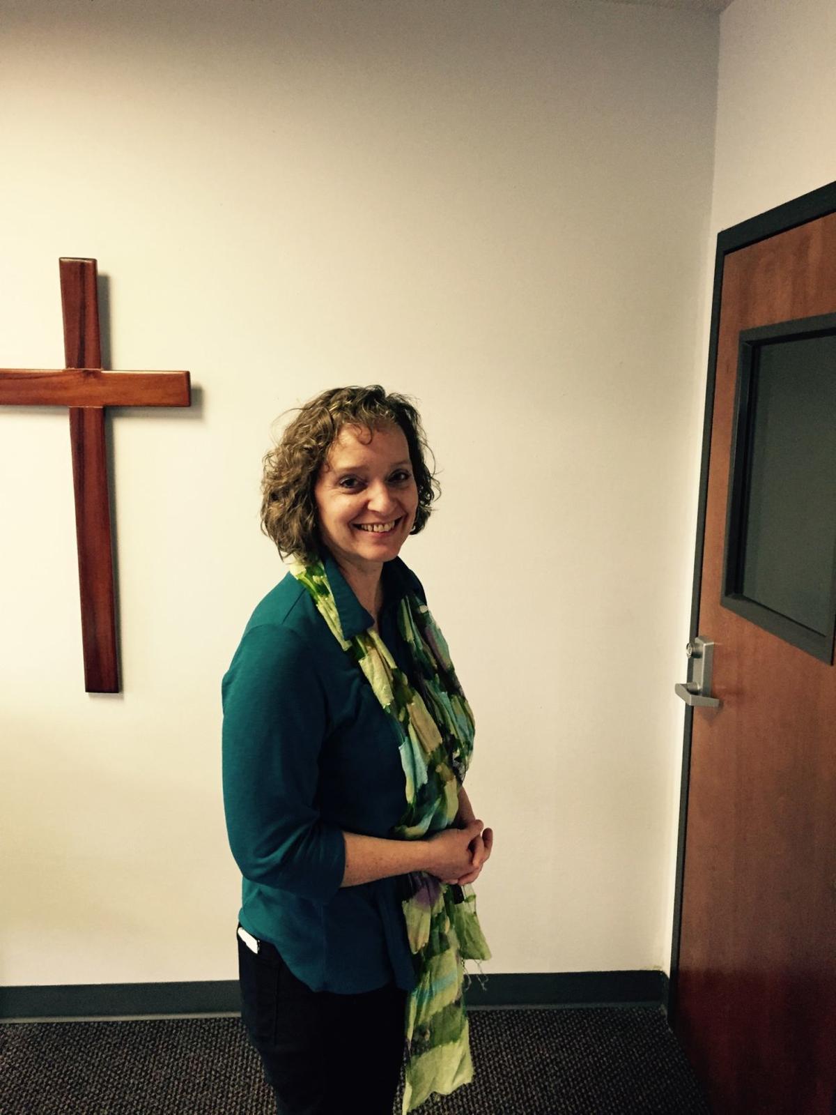 Associate Pastor Kristen Zetzsche