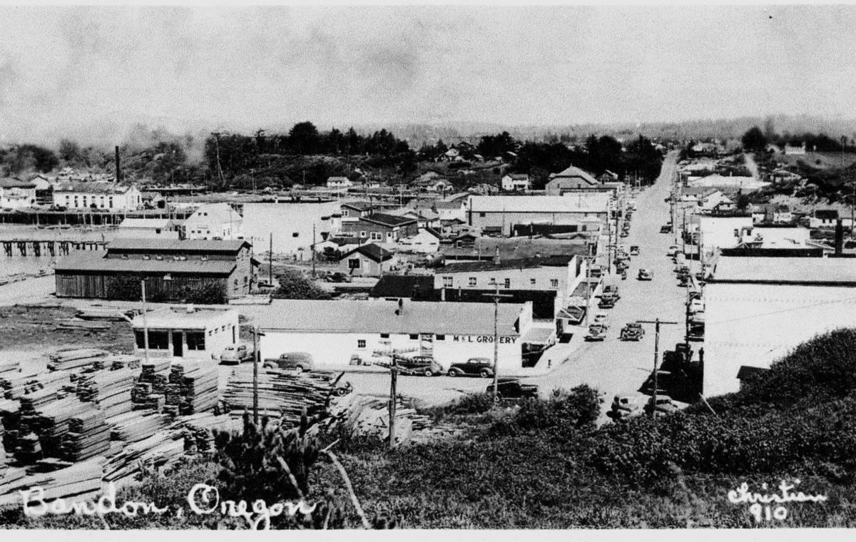 Old Town, circa 1940s or 50s
