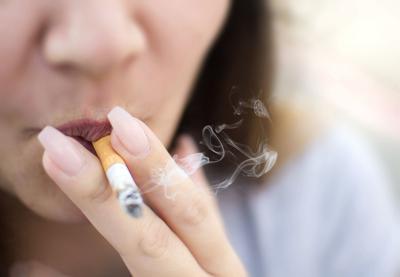 Teen smokers decline