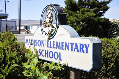 Madison Elementary School Stock