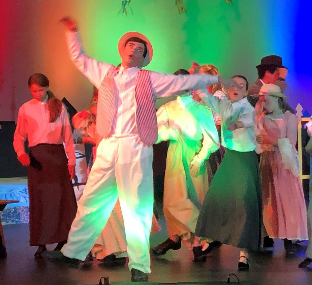 'Mary Poppins Jr.' concludes this weekend